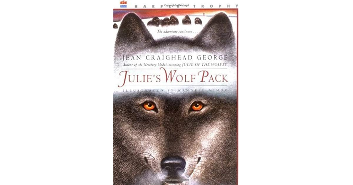 Jean Craighead George Quotes: Julie's Wolf Pack (Julie Of The Wolves, #3) By Jean