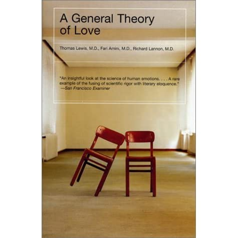 a general theory of love pdf