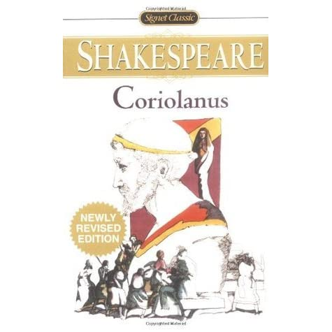 a marxist reading of shakespeares coriolanus essay Shakespeare's coriolanus: for a time starved of anyone who studies it may save himself the trouble of reading burke's shakespeare's coriolanus fobs off.