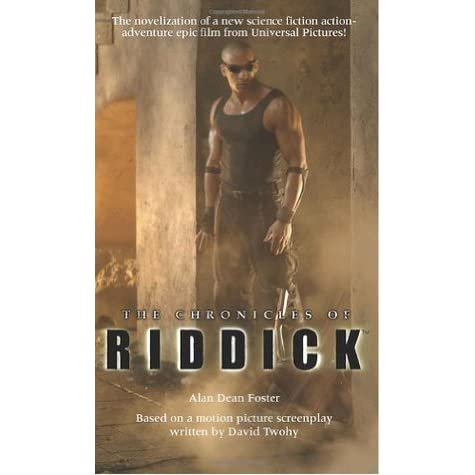 chronicles of riddick alan dean foster pdf free