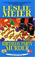Birthday Party Murder (A Lucy Stone Mystery, #9)