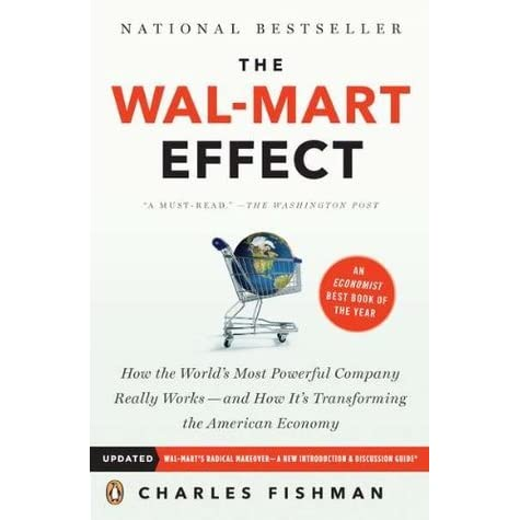 the impact of wal mart on the