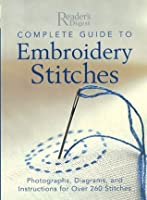 Complete Guide to Embroidery Stitches
