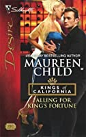 Falling for King's Fortune (Kings of California, #3)