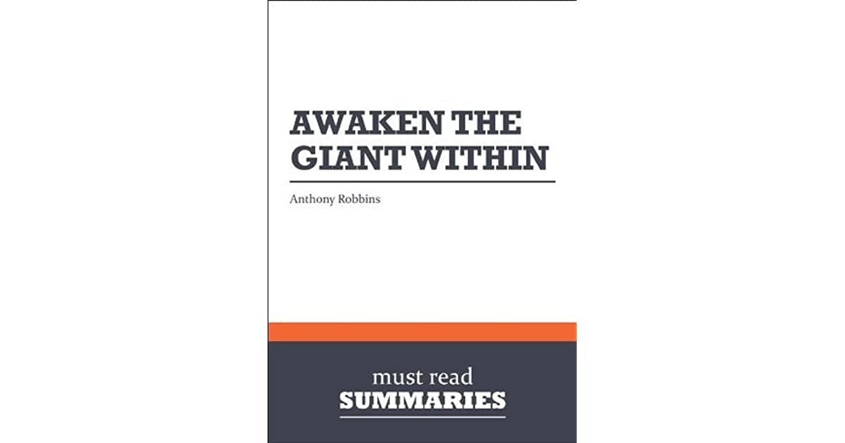 awaken the giant within pdf summary