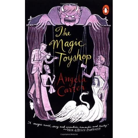 angela carter as a political writer in the magic toyshop The way angela carter represents the female characters in the magic toyshop is indicative of the turbulence of the times in order to properly assess, analyse and interpret these representations, it is necessary to take account of the historical, cultural and political circumstances of the late 1960s and the theorists who have.