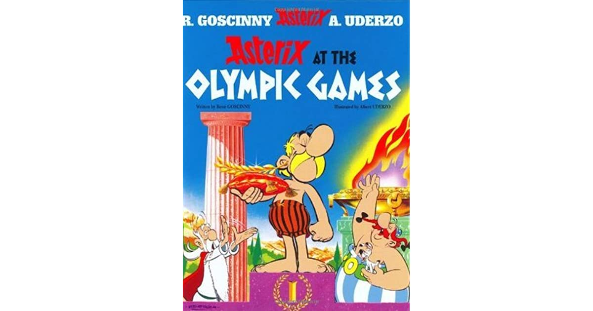 Asterix At The Olympic Games English Dub Protvedenkind S Ownd