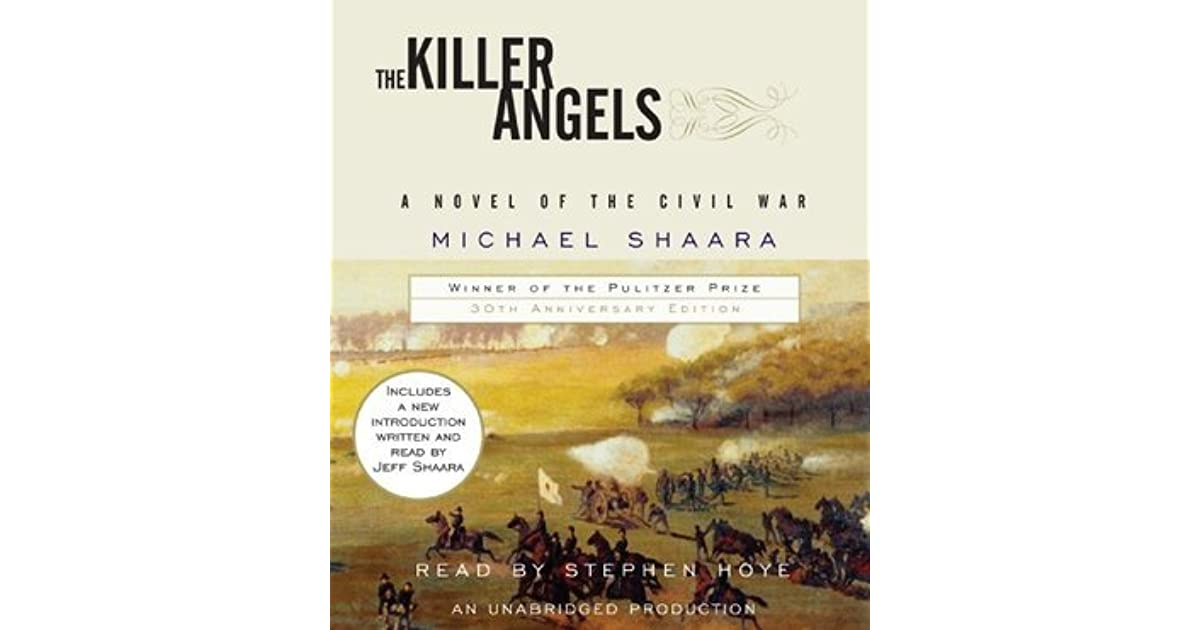 """killer angels book review The result was """"gods and generals,"""" which was his father's original title for """"the killer angels"""" the book was popular, but the film script was radically altered, resulting in success for the story as a novel, but failure as a film."""