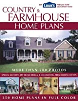 Country & Farmhouse Home Plans (Lowes)
