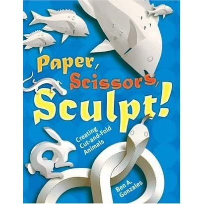 Image result for paper scissors sculpt