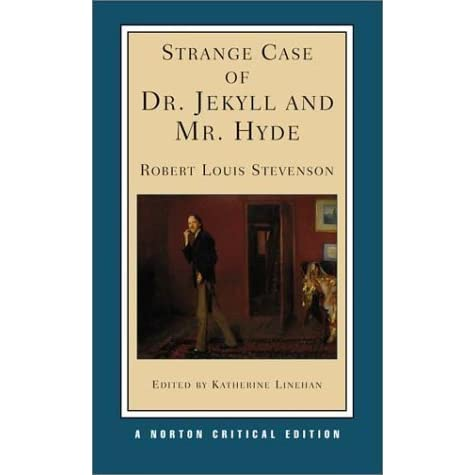 Book review strange case of dr