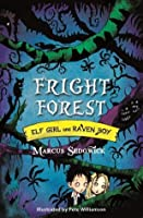 Fright Forest: Elf Girl and Raven Boy 1
