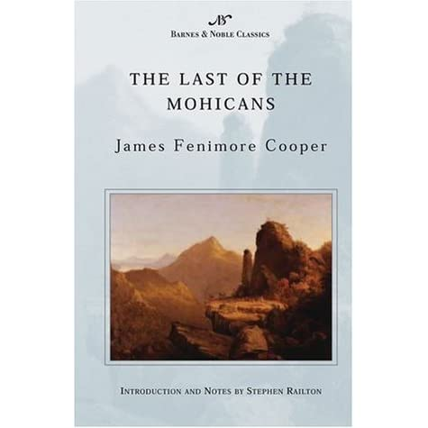 a review of the novel the last of the mohicans by james fennimore cooper James fenimore cooper  the women in the last of the mohicans and cooper's other books were considered to be mere  in 1977, the book was adapted for a made-for-tv movie, directed by james conway, and  the monthly review stated that while cooper has woven a tale of incredible suspense, it need not.