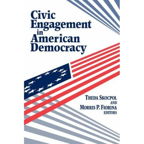 a discussion on the significance of civic engagement in america Civic engagement {blueprint} civic engagement public schools were created in america with the primary purpose of 2 discussion of current local.