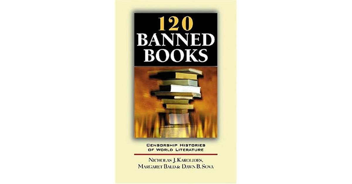 censorship of literature Should it be imposed upon us, self-imposed or a repost of the guest blog i wrote for soooz says stuff (wwwsooozsaysstuffblogspotcom) on this topic in.