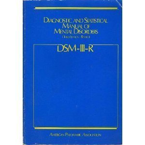 diagnostic and statistical manual of mental disorders 5