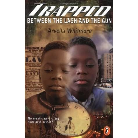 trapped between the lash and the gun book report Whitmore (the bread winner, 1990) writes about a modern child who is uninterested in the suffering of his ancestors until he is forced to live it.