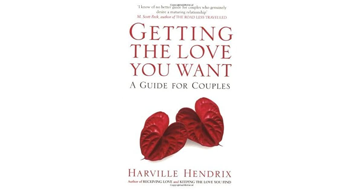 how to get the love you want book