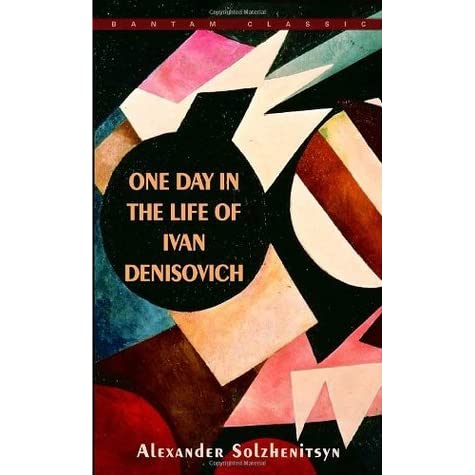 one day ivan denisovich essay One day in the life of ivan denisovich study guide 9 tiny scraps of paper, which  he  number of political essays and books meet aleksandr solzhenitsyn.