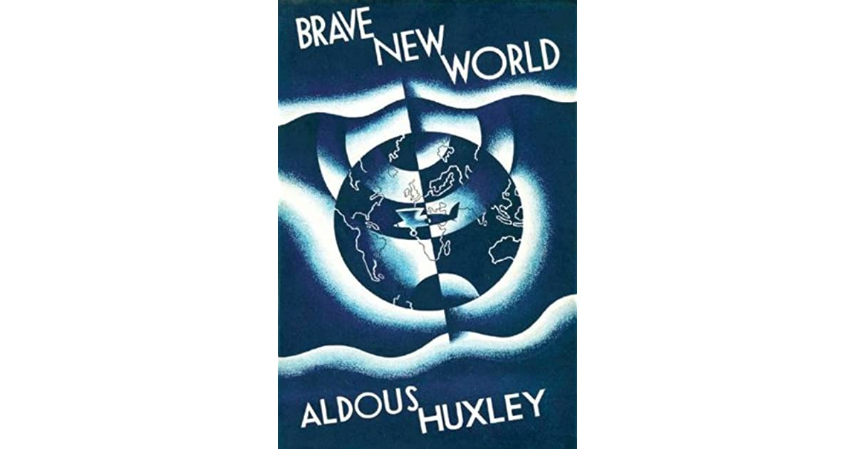 review of aldous huxleys brave new world In brave new world, set in a dystopian london the paris review bbc discussion programme in our time: brave new world huxley and the novel 9 april 2009.