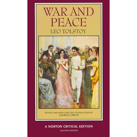 essay of war and peace