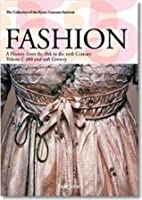 Fashion: A History from the 18th to the 20th Century (Taschen, No. 25) (Midi S.) (2 Volumes)