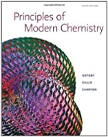 Principles of Modern Chemistry (6th Edition)
