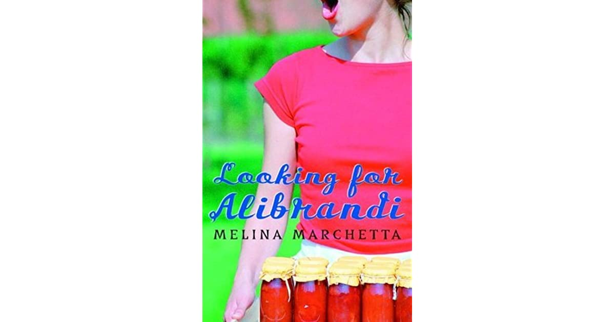 an analysis of looking for alibrandi a novel by melina marchetta Forgiveness is a reoccurring theme in the novel it is a themes that connects many of the character together josephine or josie has many complicated relationships especially many of them being negative in the beginning she is very annoyed by her grandmother, especially having to stay with her after school.