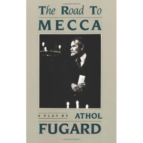 athol fugard the road to mecca free