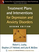 Treatment Plans and Interventions for Depression and Anxiety Disorder