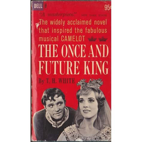 the once and future king essay The most important reason education is vital to success, as portrayed in the once and future king, is because wart also received a great education, therefore making him a successful man known as king arthur.