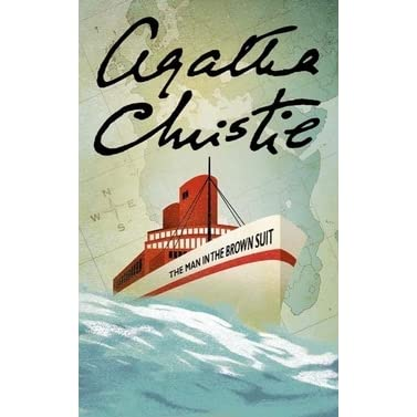 The Man in the Brown Suit by Agatha Christie — Reviews, Discussion