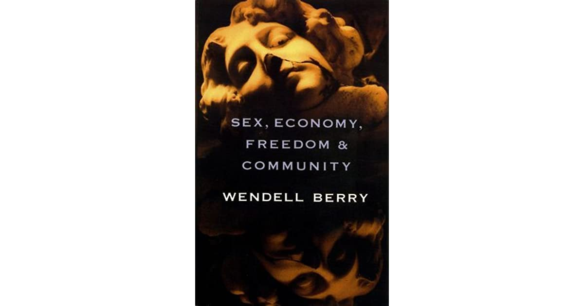 wendell berry essays art commonplace