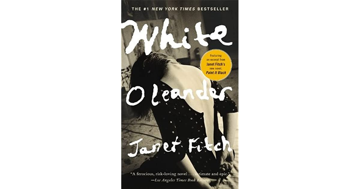 White Oleander Book Cover ~ White oleander by janet fitch — reviews discussion