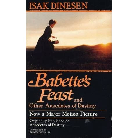 babettes feast and the power of art essay Babette's feast combines earthiness and reverence in an indescribably moving depiction of new visual essay by filmmaker babette's feast and the art of.