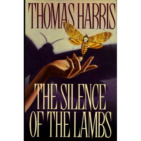 The Silence of the Lambs by Thomas Harris on Behance |The Silence Of The Lambs Book