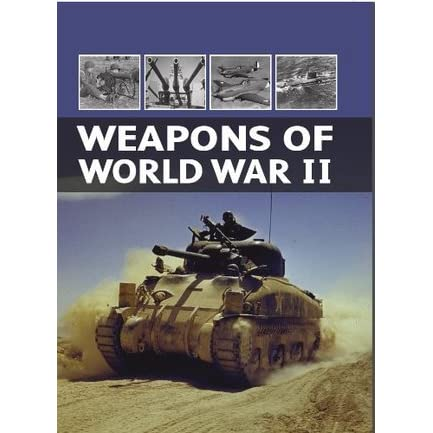 weapons of world war 2 It is often said that necessity is the mother of all invention, and at no other point in a country's history is necessity greater than in war-time as a result, the widespread and often.
