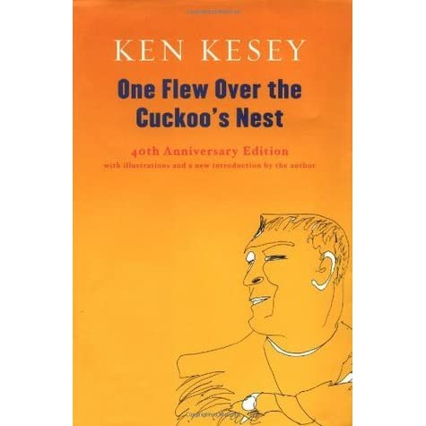a review of ken keseys book one flew over the cuckoos nest Ken kesey's novel one flew over the cuckoo's nest has received positive times book review 2013/08/one-flew-over-the-cuckoos-nest-by-ken.