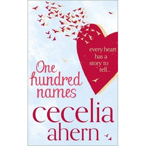 One Hundred Names By Cecelia Ahern Reviews Discussion border=