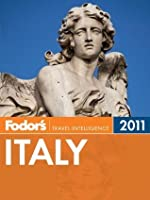 Fodor's Italy 2011 (Full-color Travel Guide)
