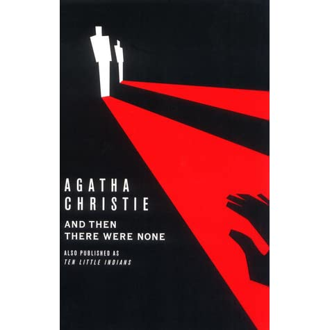 How does Agatha Christie build suspense in And Then There Were None?