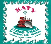 Katy and the Big Snow Lap Board Book