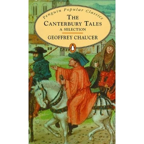 The Canterbury Tales   Pearltrees JFC CZ as