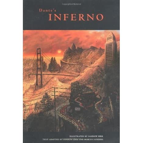 dante's inferno book review