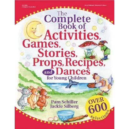 Games stories props recipes and dances for young children
