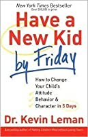 Have a New Kid by Friday Reprinted edition