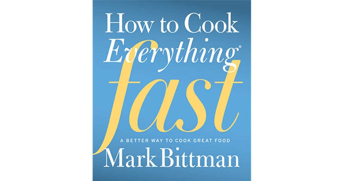 how to cook everything ebook