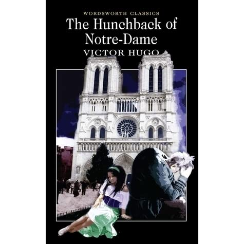 love and lust in the hunchback of notre dame by victor hugo A short summary of victor hugo's hunchback of notre dame  she has fallen in  love with him and blushes when he asks her to meet him later that night.