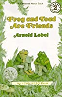 Frog and Toad Are Friends Book and Tape (I Can Read Book 2)
