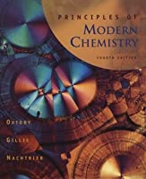 Principles of Modern Chemistry (4th Edition)